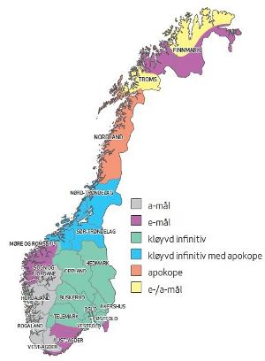 dialekter i norge erotiske noveller